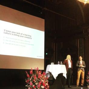 Stine Schulz og Anders Juul, Børsen Retail